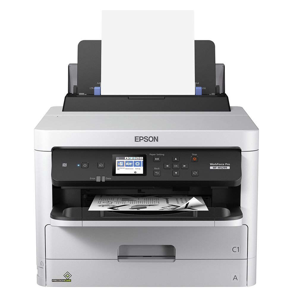 EPSON WF-M5299 黑白高速商用印表機