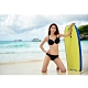 Biki比基尼妮泳衣,敏明黑雙肩基本款二件式泳衣比基尼M-2XL(比基尼+三角褲) product thumbnail 1