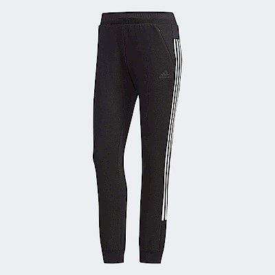 adidas 運動長褲 Stripes Ankle Pant 女款