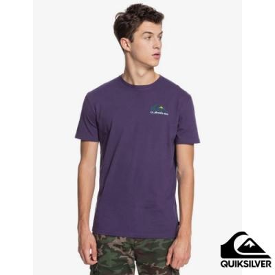 【QUIKSILVER】REFLECT SS TEE 針織T恤 紫色