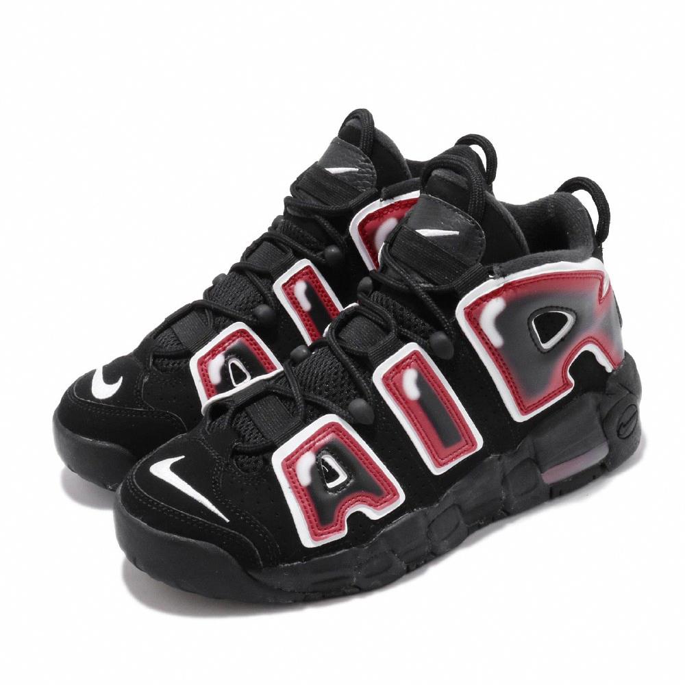 Nike 籃球鞋 More Uptempo 女鞋
