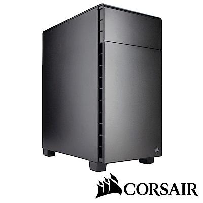 CORSAIR Carbide系列 2大3小 600Q機殼-靜音版