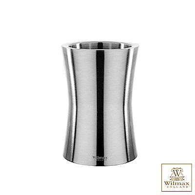 英國 WILMAX 雙層不鏽鋼曲線冰桶/保冰酒桶 1300 ML