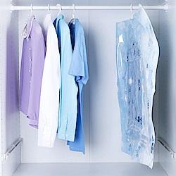 [木暉]新一代吊掛式大容量防塵衣物壓縮袋-3入