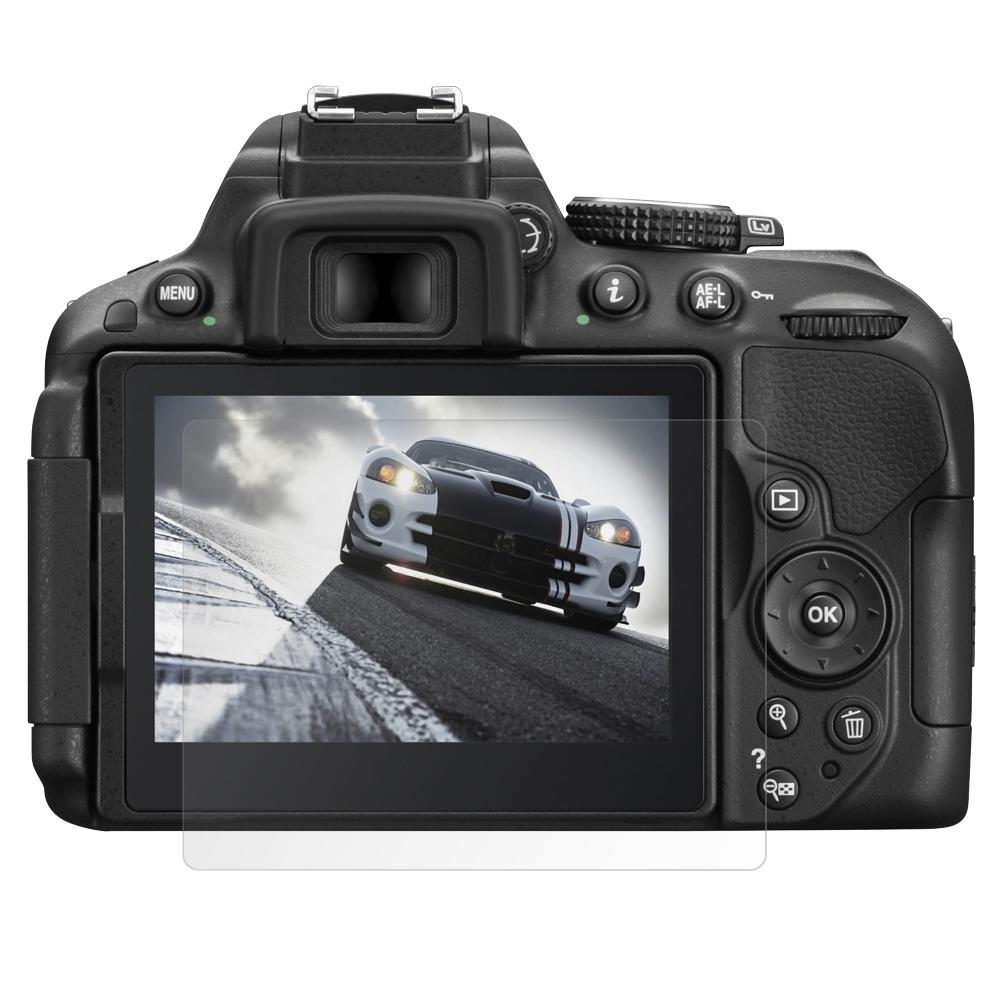 【二入組】Kamera 高透光保護貼 for Nikon D5300