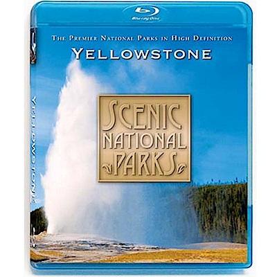 國家公園探險系列 - 黃石公園 藍光 BD