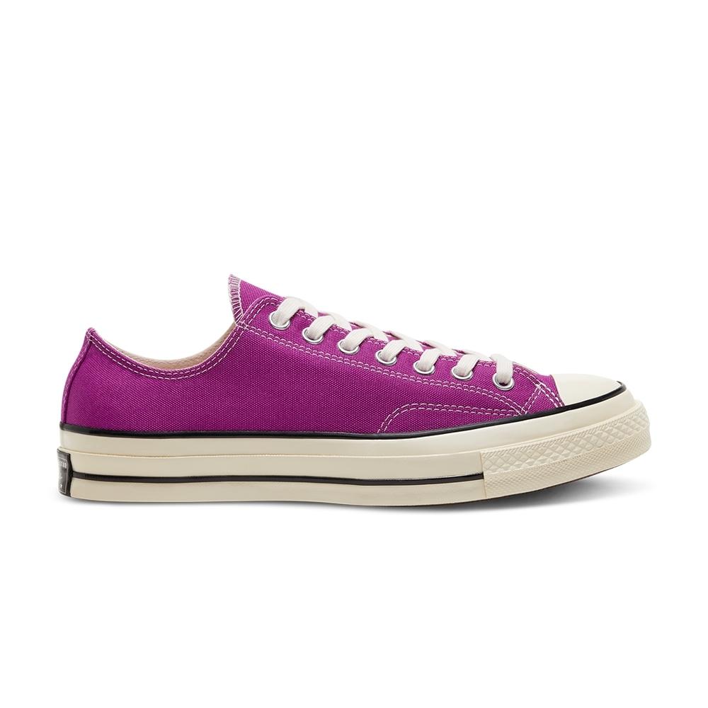 CONVERSE CHUCK 70 OX CACTUS 低筒休閒鞋 男女 紫-168506C
