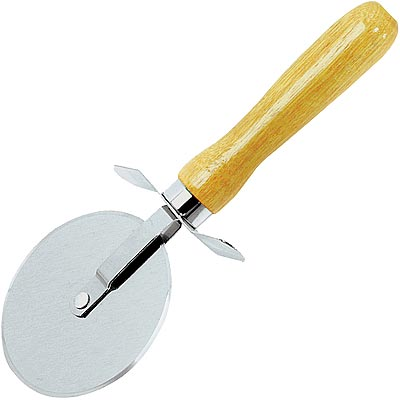 《FOXRUN》木柄披薩輪刀