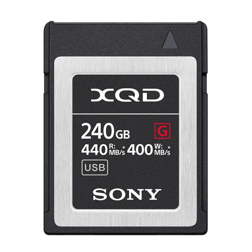 SONY 240GB XQD R440M/s 相機高速記憶卡 (G Series)