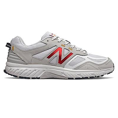 New Balance 跑鞋 MT510WR4-2E 中性白色