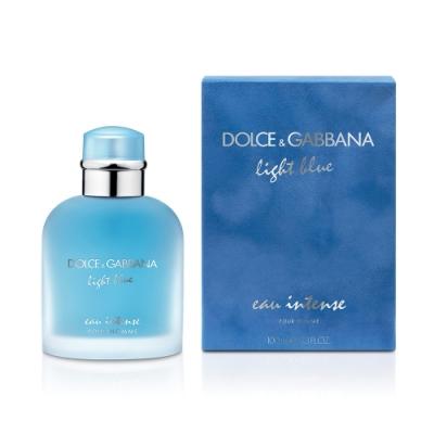 Dolce&Gabbana淺藍男性淡香精100ml