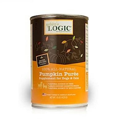 LOGIC自然邏輯 天然南瓜泥 425G 六罐組