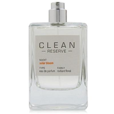 CLEAN RESERVE SOLAR BLOOM燦爛陽光淡香精100ml Tester