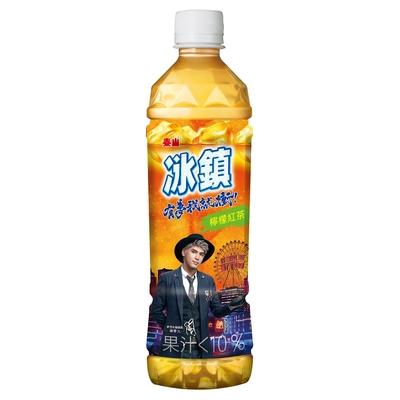 泰山 冰鎮紅茶(535mlx4入)