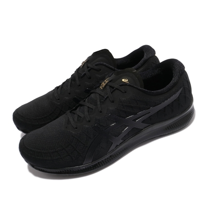 Asics 慢跑鞋 Gel Quantum Infinity 男 亞瑟士 運動休閒 緩震 亞瑟膠 穿搭 黑 1021A056001