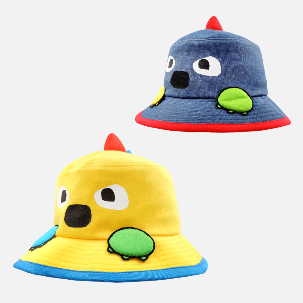 WHY AND 1/2 mini 恐龍造型遮陽帽 多色可選