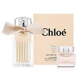 Chloe Mini Chloe 小小同名淡香精20ml(贈CHLOE 白玫瑰小香5ML)