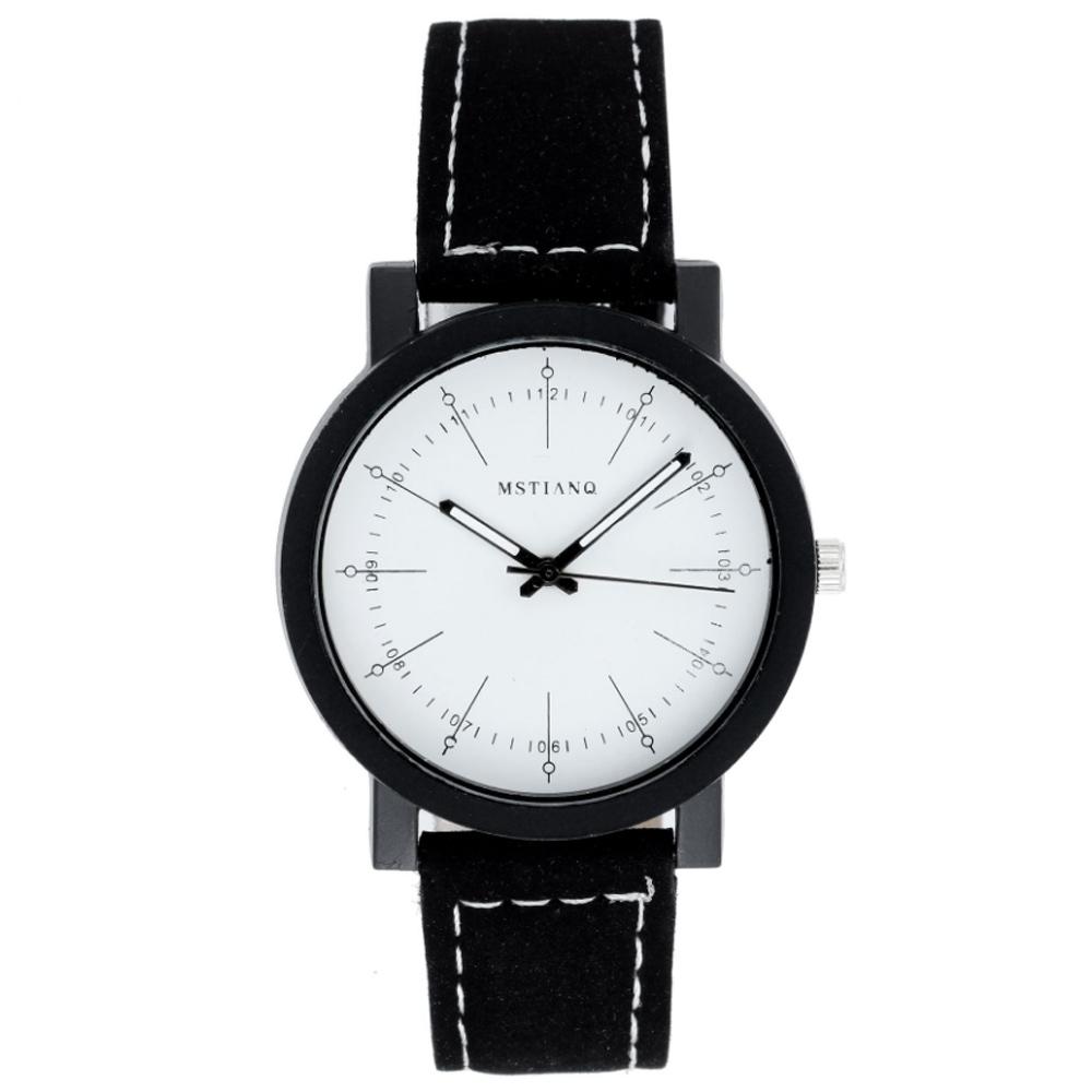 Watch-123 孤獨光年-設計師錶盤時尚三針手錶