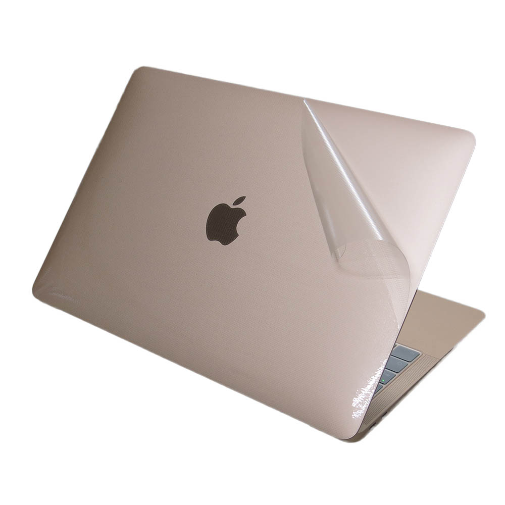 EZstick Apple MacBook Air 13 2018 A1932 機身貼