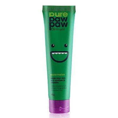 澳洲正統 Pure Paw Paw 神奇萬用木瓜霜-西瓜香25g(綠)