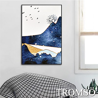 TROMSO 北歐風尚板畫有框畫-絕美大境WA88