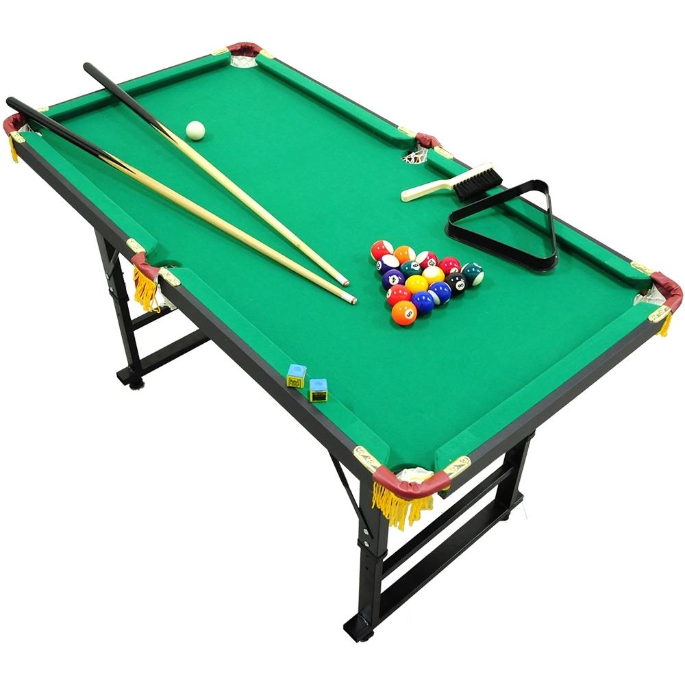 升降型撞球台(內含完整配件) 撞球桌撞球桿