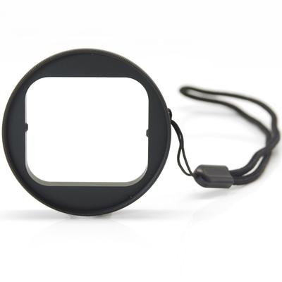 Green.L GoPro副廠Hero +、3、3+、4運動攝影機用濾鏡轉接環AR-2,轉成口徑58mm