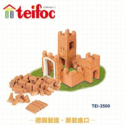 德國teifoc益智磚塊建築玩具-TEI3500