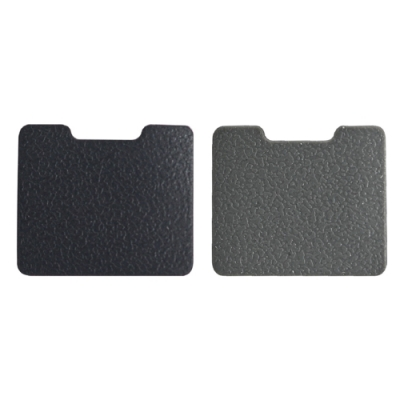 Fujifilm原廠富士垂直電池把手蓋適X-T3(黑灰2色入;拆自CVR-XT3電池手把蓋子)Vertical Battery Grip Connector Covers