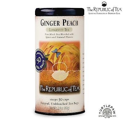 茶本共和國 生薑蜜桃風味紅茶(50包)