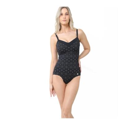 澳洲Sunseeker泳裝feminine detail系列連身式泳衣隱藏鋼圈D罩杯小-大尺碼1190127DBLA