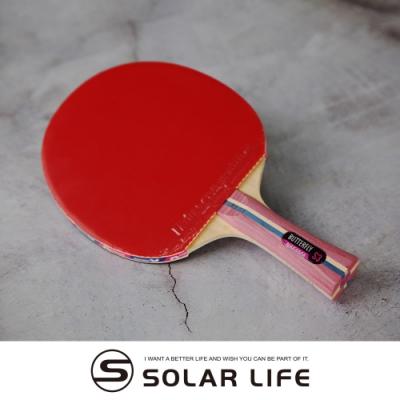 蝴蝶牌 BUTTERFLY 碳纖維桌球拍負手板NAKAMA S-3.乒乓球刀板