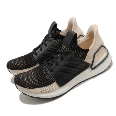 adidas 慢跑鞋 Ultraboost 19 襪套 男鞋 海外限定 愛迪達 Boost底 緩震 黑 白 G27506