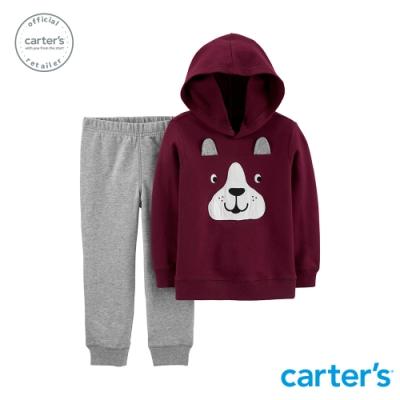 Carter s台灣總代理 休閒連帽2件組套裝(法鬥)