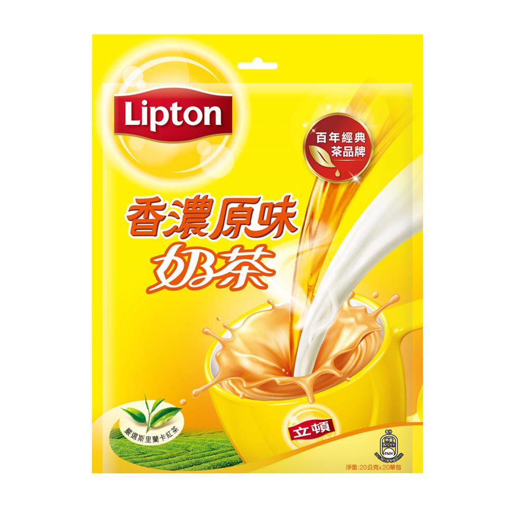立頓 原味奶茶量販包 20入/包