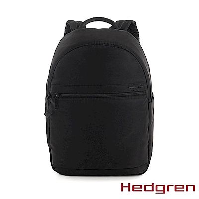 Hedgren 黑休閒後背包 - HIC11XL   VOGUE