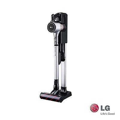 LG CordZero A9+ 快清式無線吸塵器A9PBED2X(晶鑽銀)