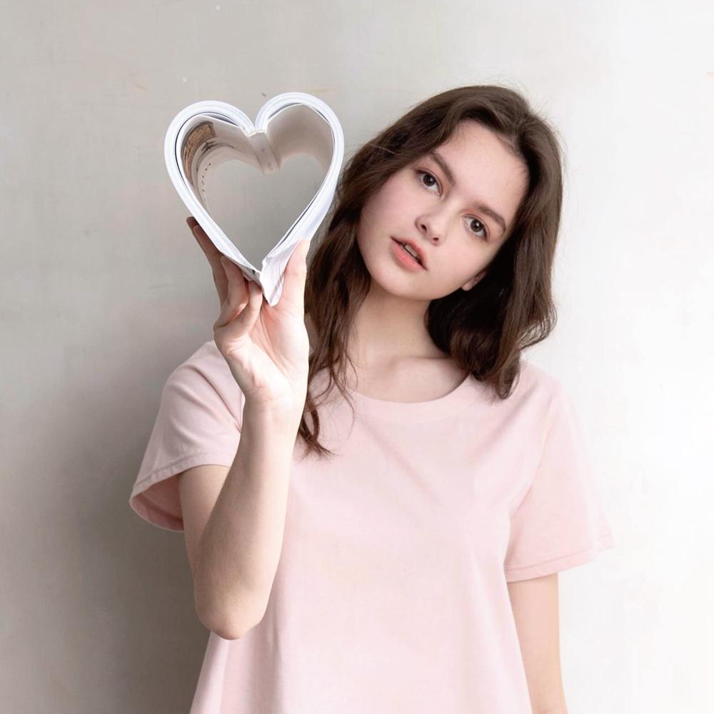 RoseMaid 羅絲美 - 自由自在短袖褲裝睡衣(恬靜粉)