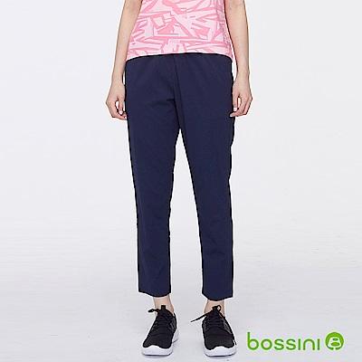 bossini女裝-速乾運動長褲01藍紫色