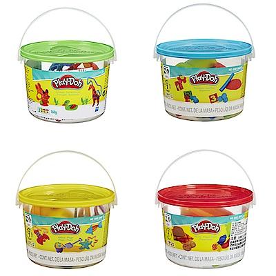 【培樂多Play-Doh】創意DIY黏土 動物造型迷你遊戲桶 23414