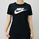 Nike AS W NSW TEE ESSNTL ICON FUTUR 女短袖上衣 黑-BV6170010 product thumbnail 1