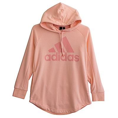 Adidas W SID OH-連帽長袖上衣-女