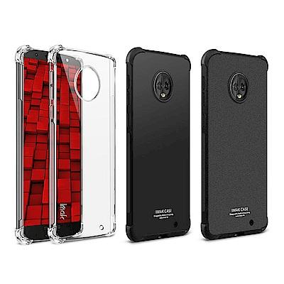 Imak  Motorola Moto G6 Plus 全包防摔套(氣囊)