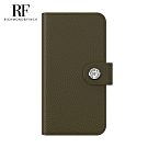 R&F 皮套手機殼-綠色 (iPhone 11 6.1吋)