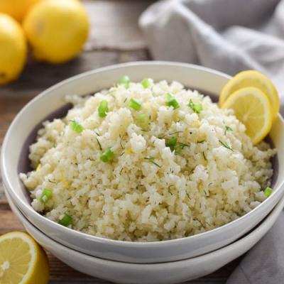 約克街肉舖 白花椰菜米4包  (200公克±10%/包 )