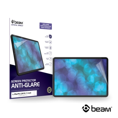 【BEAM】iPad 11 抗眩光霧面螢幕保護貼 2入