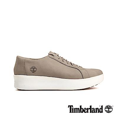 Timberland 女款淺駝色輕量厚底運動休閒鞋|A1T6R