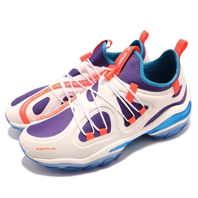Reebok 休閒鞋 DMX Series 2000 運動 男鞋 襪套 舒適 穿搭 鋼彈配色 潮流 球鞋 橘 米 CN3813