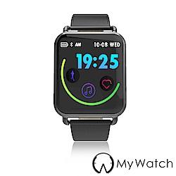 My Watch 彩色運動時尚藍牙智慧手環(音樂播放/訊息提醒) MY18