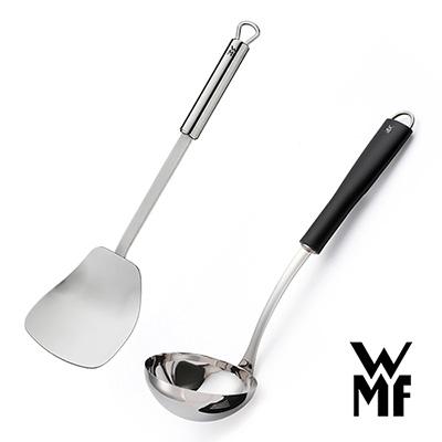 德國WMF 高超廚藝料理組(鍋鏟+湯勺)